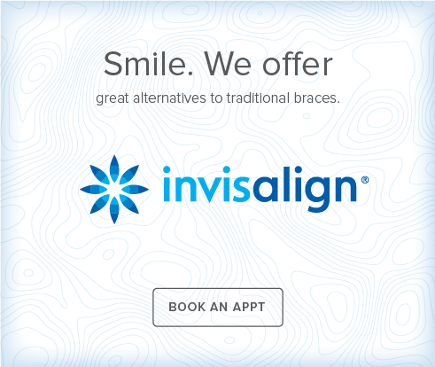We offer Invisalign - Walnut Smiles Dentistry and Orthodontics